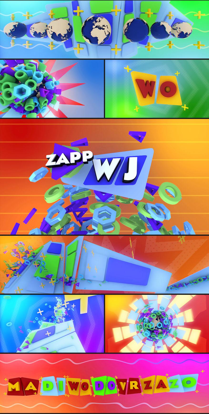 Zapp Weekjournaal Graphics